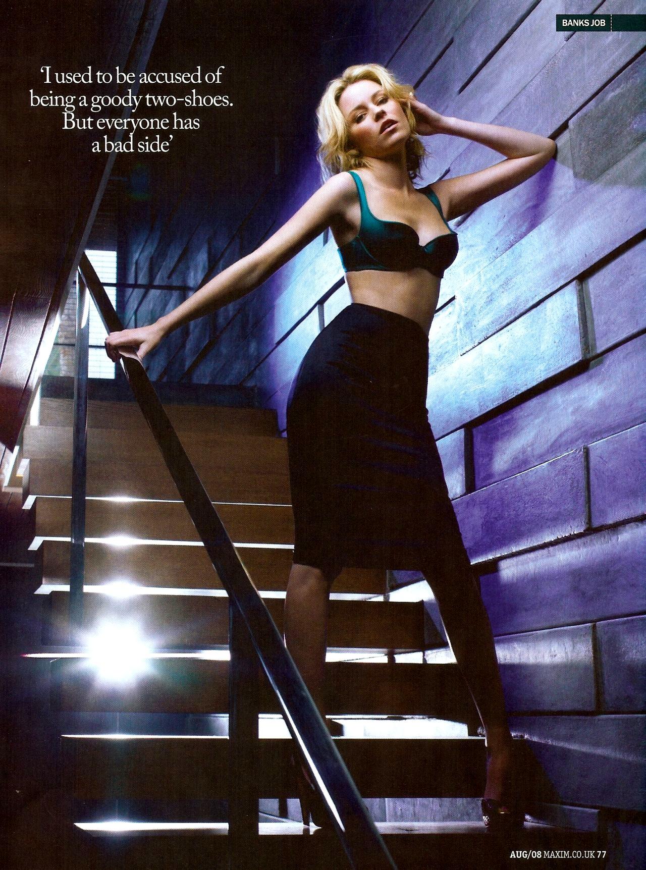 Digitalminx Com Actresses Elizabeth Banks Page 1