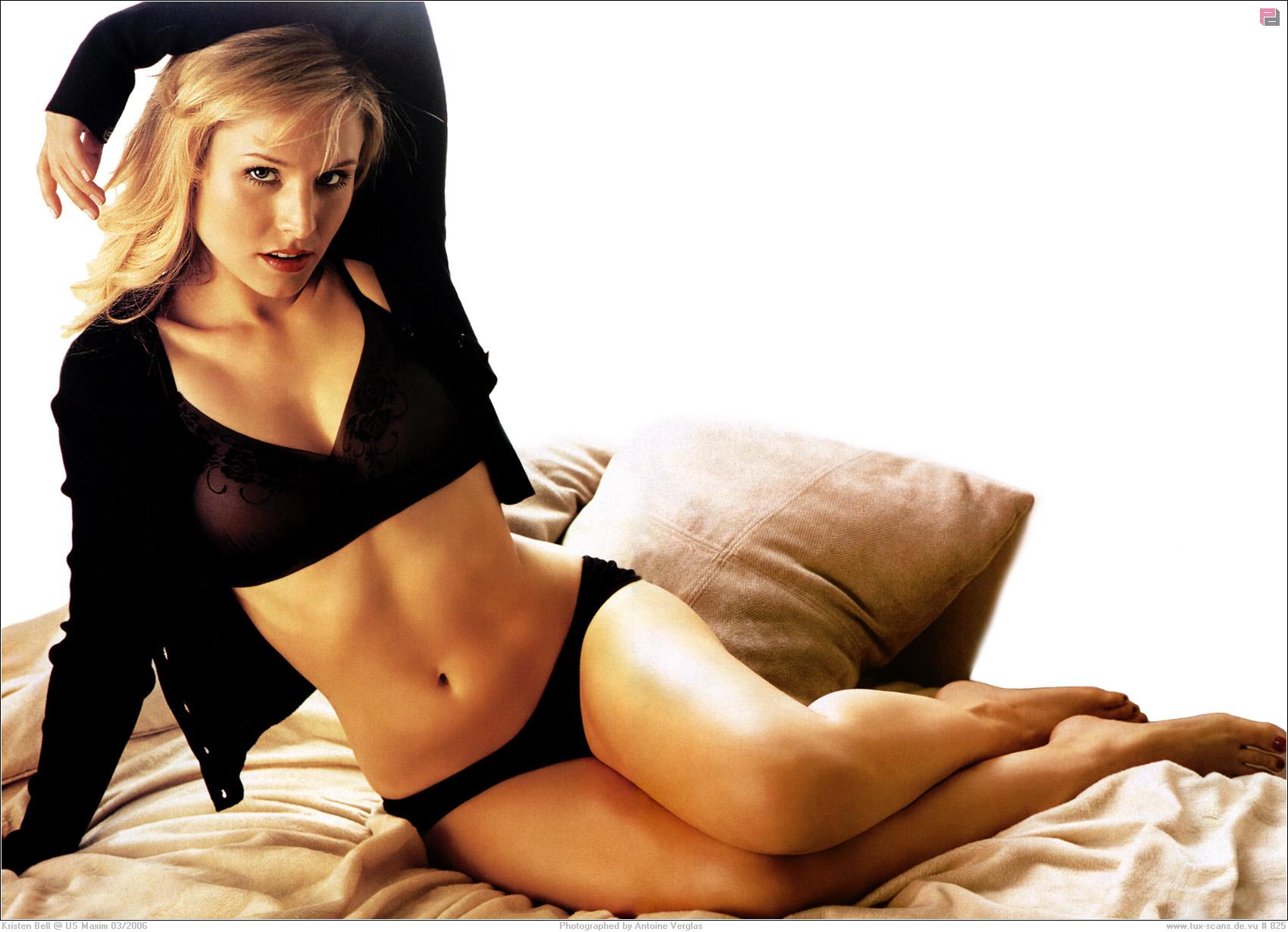 Kristen bell legs nude photos free