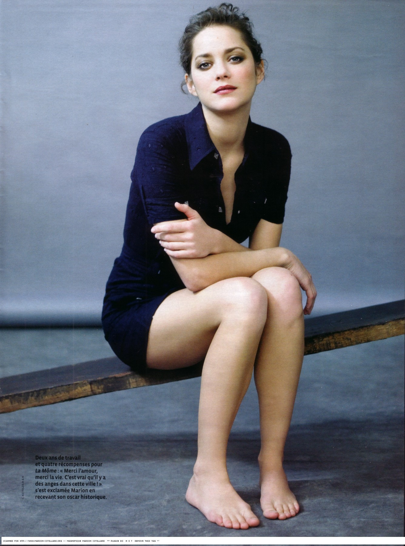 Digitalminx.com - Actresses - Marion Cotillard Marion Cotillard
