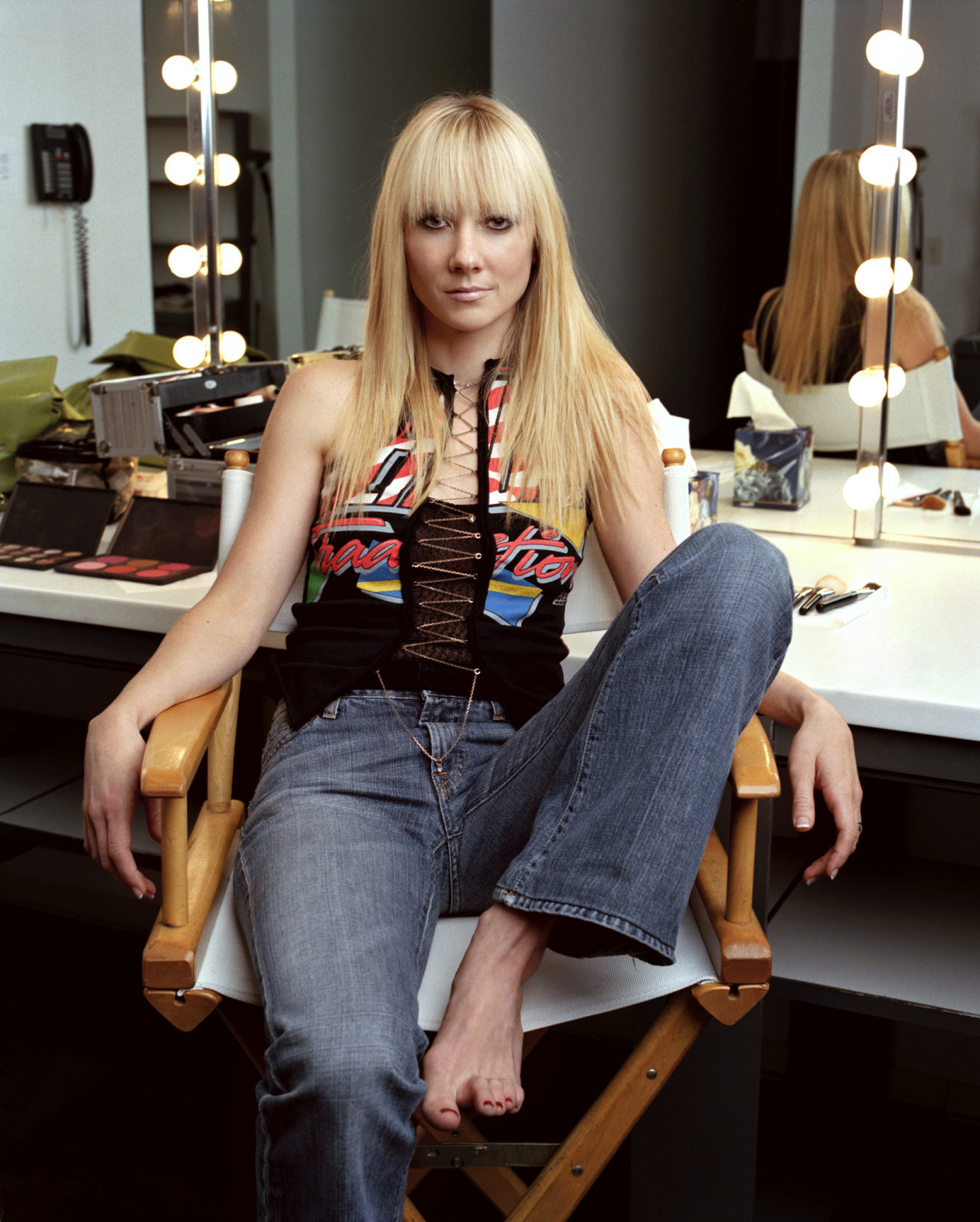 image Anne heche return to paradise