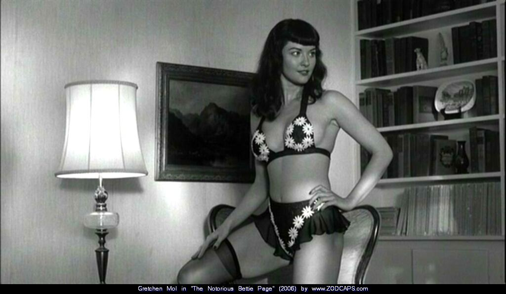 Gretchen mol the notorious betty page - 1 4