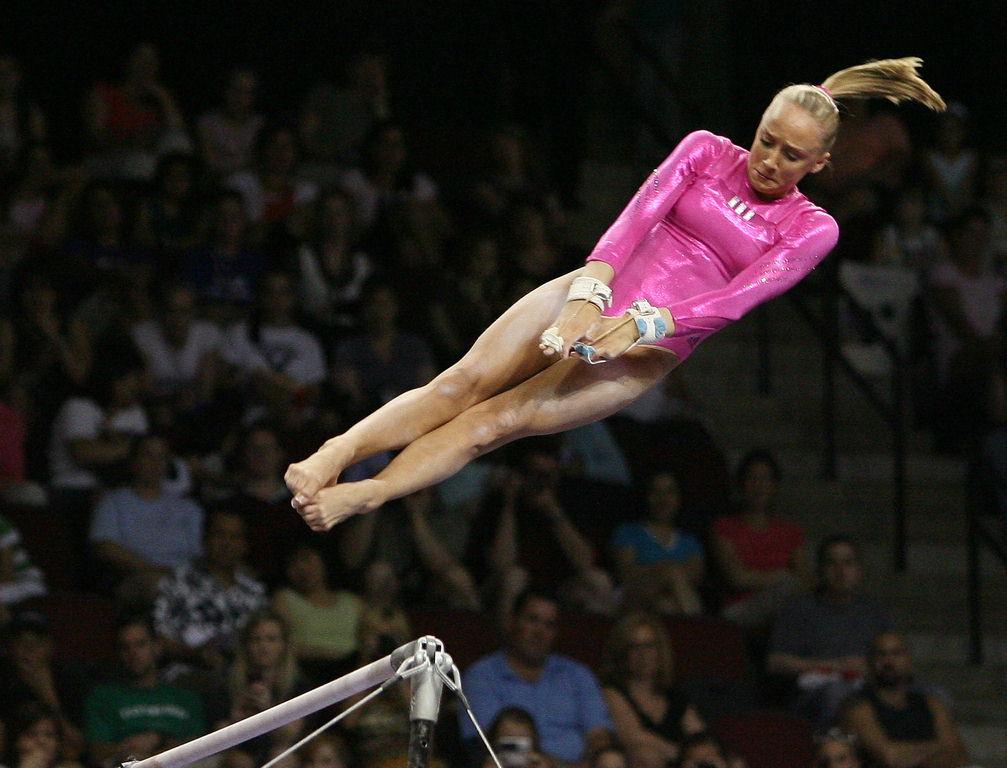 """Digitalminx.com - Athletes - Anastasia """"Nastia"""" Liukin Nastia Liukin Photos"""