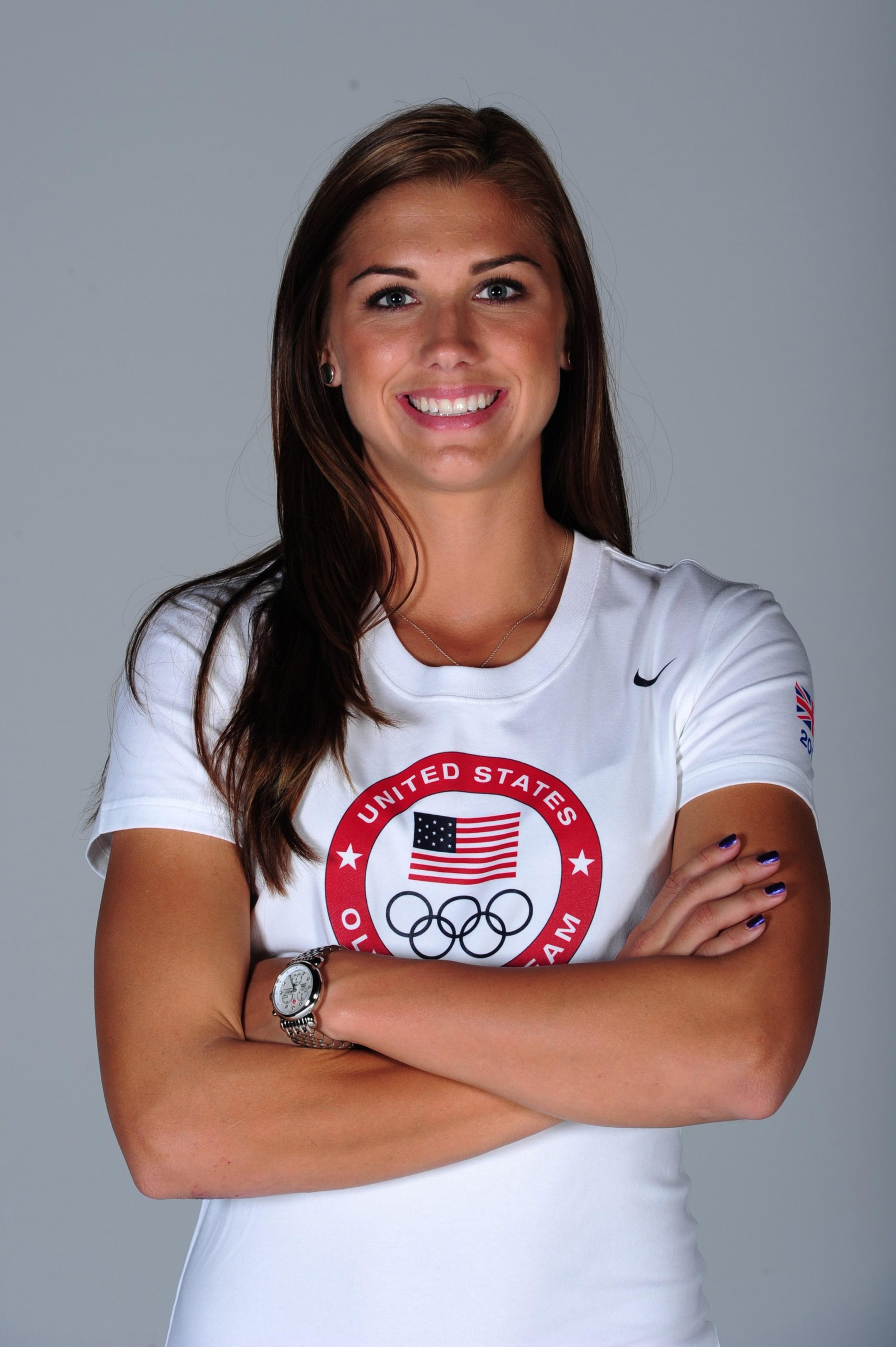 Digitalminx.com - Athletes - Alex Morgan Alex Morgan Olympics