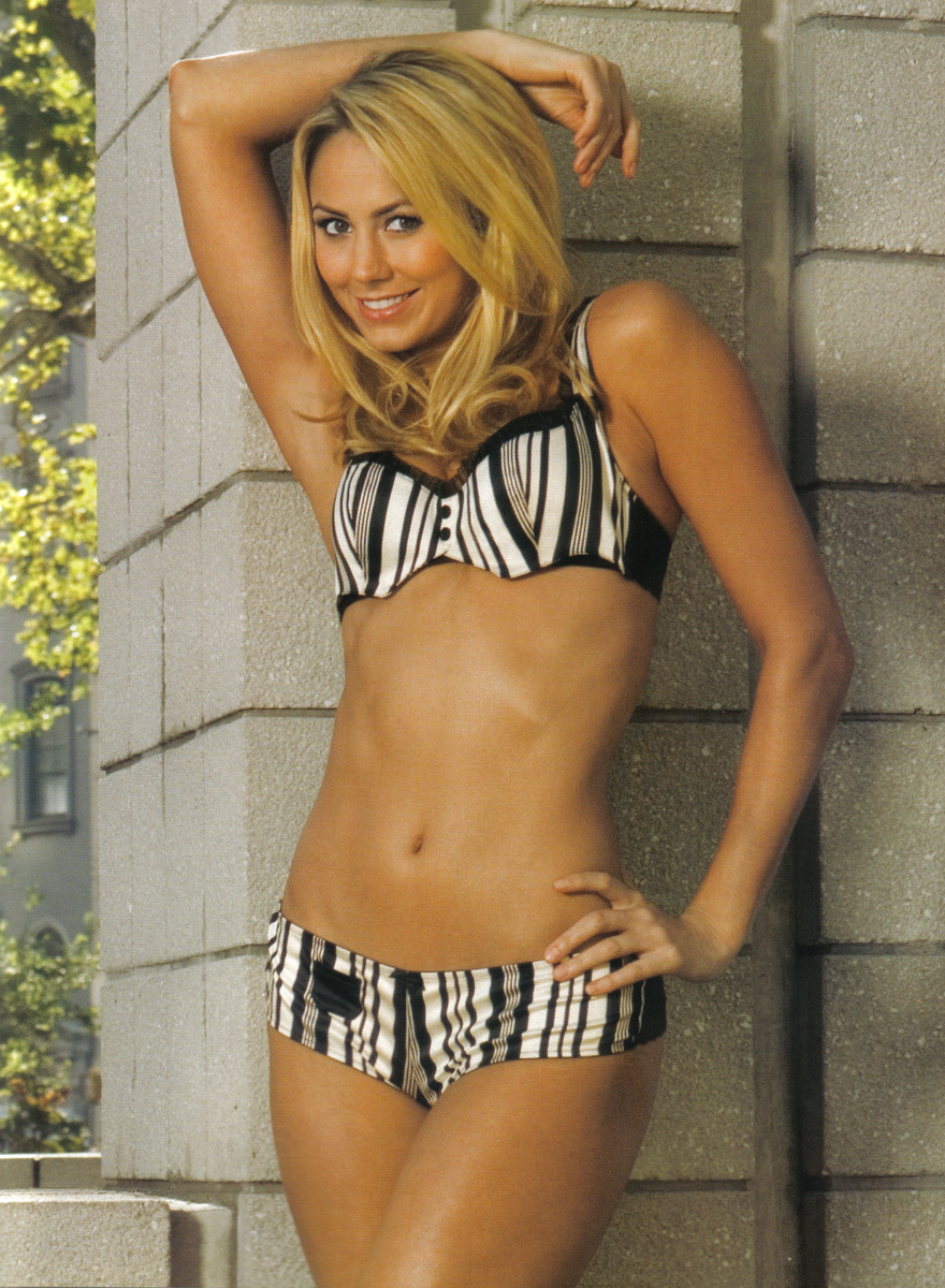 Stacy keibler fhm