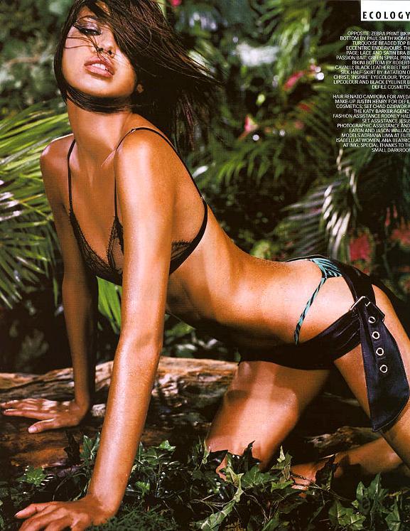 Adriana lima nude wicked